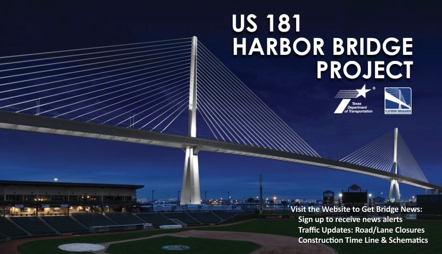 Link to Harbor Bridge Project website