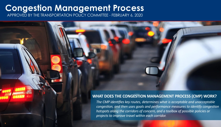 Link to TPC approved Congestion Management Process